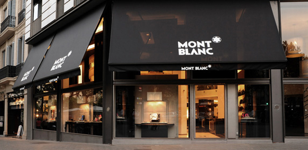 tienda 01 montblanc barcelona trazos del tiempo. Black Bedroom Furniture Sets. Home Design Ideas