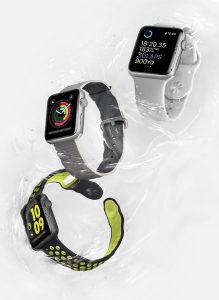 Apple Watch Series 2 y Nike +