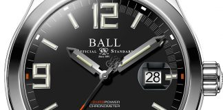 BALL Watch Engineer II PowerLight