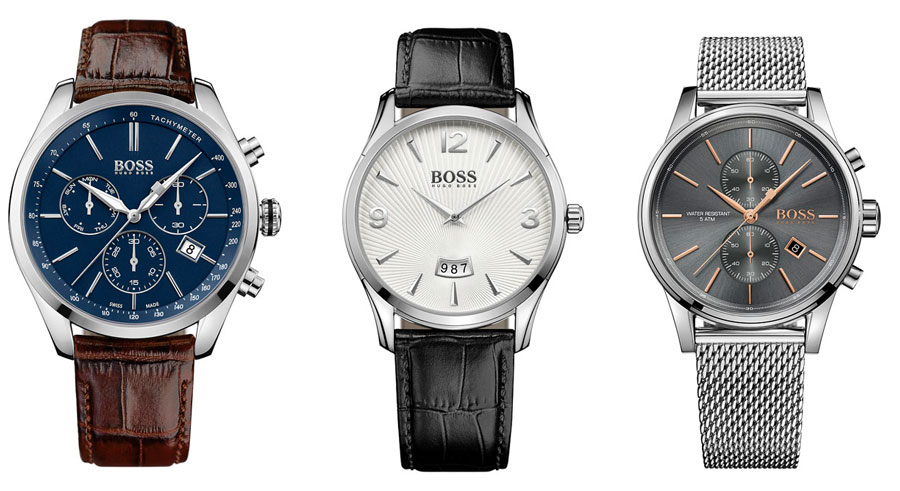 Smartwatch Hugo Boss invierno 2016