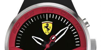 Ultraveloce, el smartwatch de Ferrari