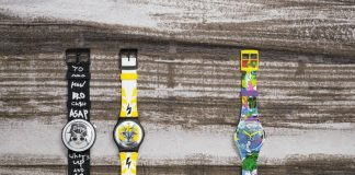 Swatch Voice of Freedom