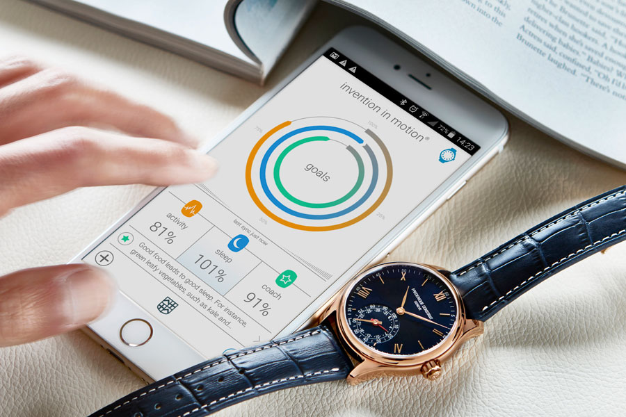 Frédérique Constant, Horological Smartwatch