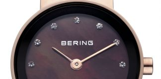 Bering Time Woman detalle