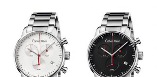 Calvin Klein City Chrono