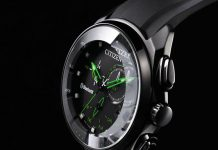 Citizen Eco-Drive Bluetooth W770