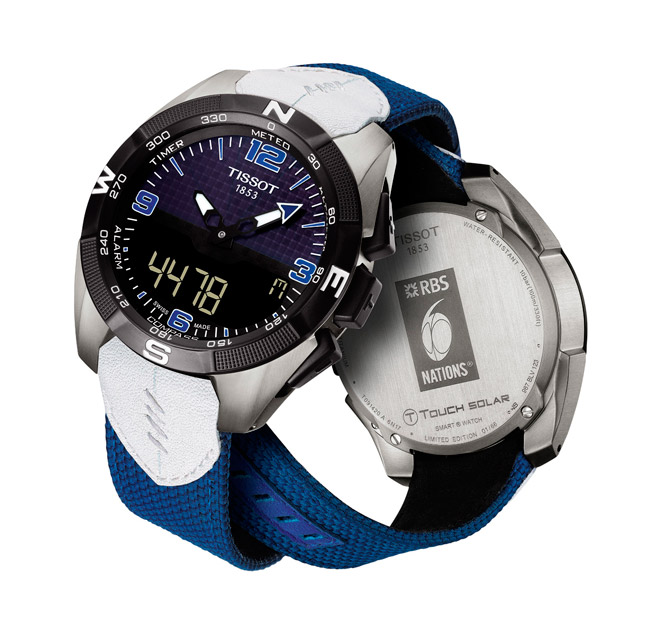 TISSOT RBS 6 Nation T-Touch
