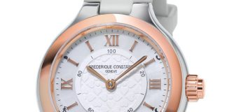 Horological Smartwatch For Ladies