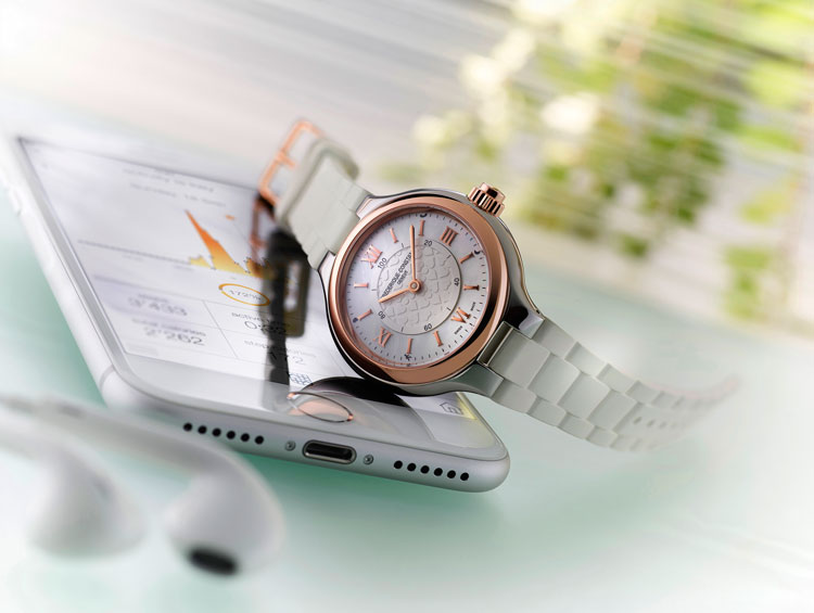 Horological Smartwatch For Ladies 281WH3ER2