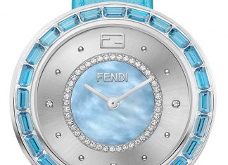 Fendi My Way Topazes Special Edition