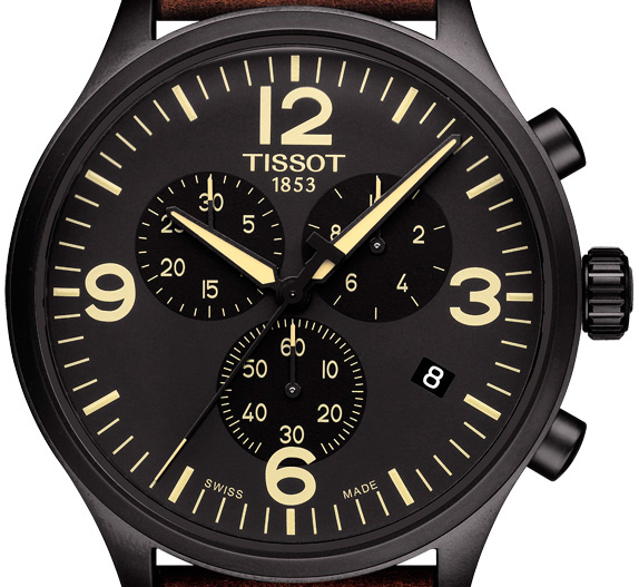 Tissot Chrono XL 45 mm