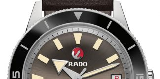 Rado True HyperChrome Captain Cook