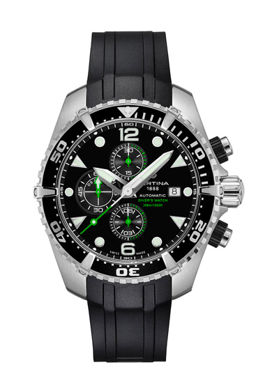 Certina DS Action Diver Chronograph C032.427.17.051