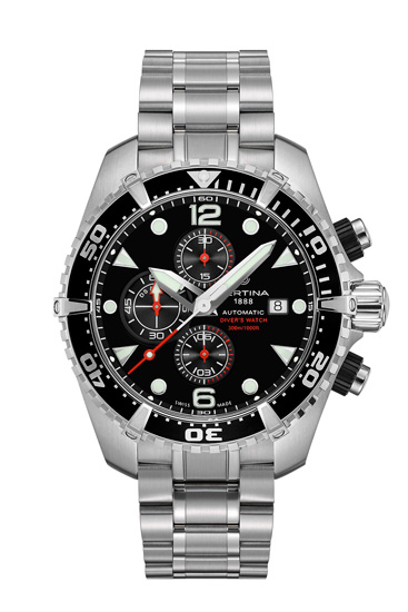 Certina DS Action Diver Chronograph C0324271.051
