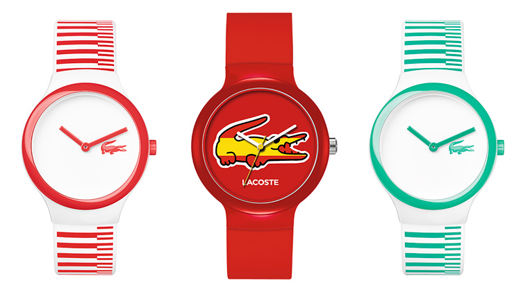 Relojes Lacoste SS17