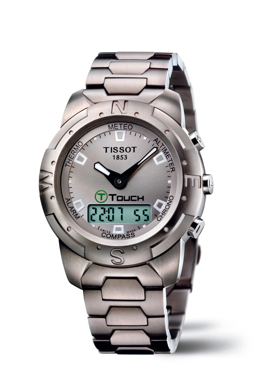 Tissot T-Touch (1999)