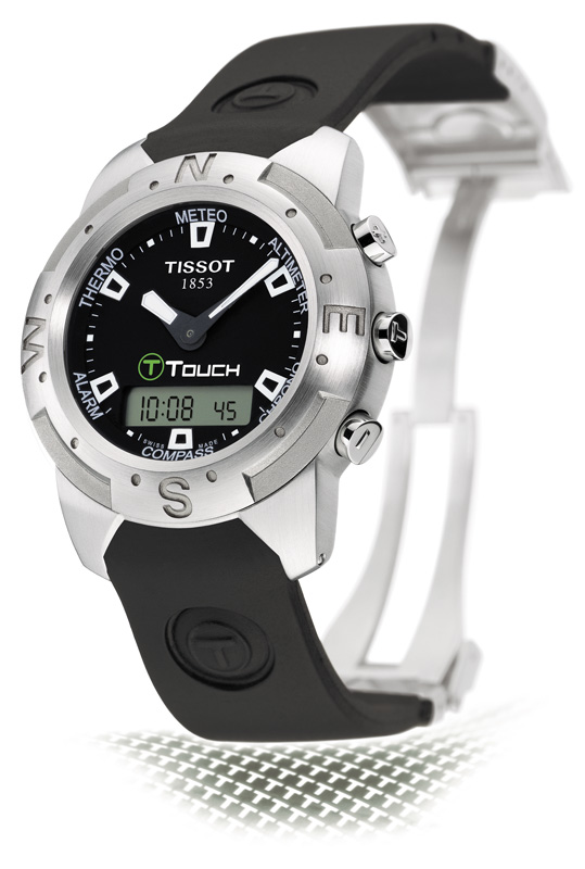 Tissot T-TOUCH (2002)