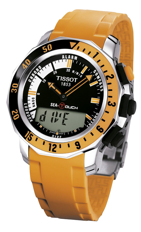 Tissot Sea Touch (2009)