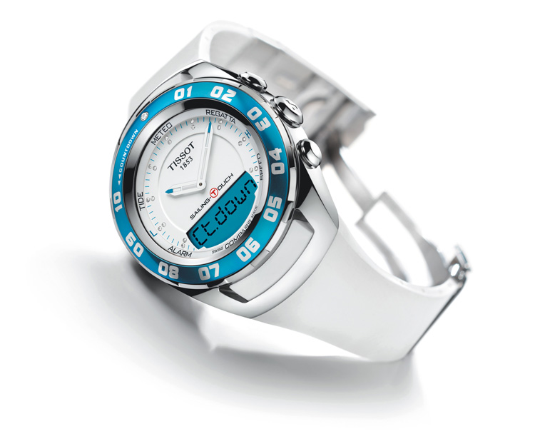 Tissot Sailing Touch Lady (2010)