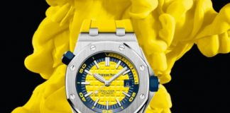 Audemars Piguet Royal Oak diver ROO_15710ST