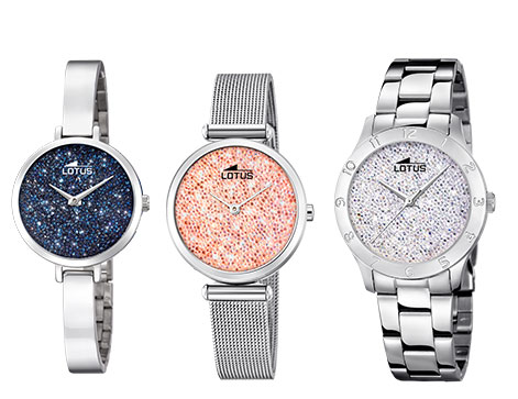 Relojes Lotus Bliss