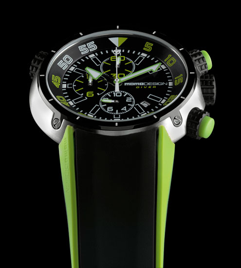 MomoDesign Diver Watch