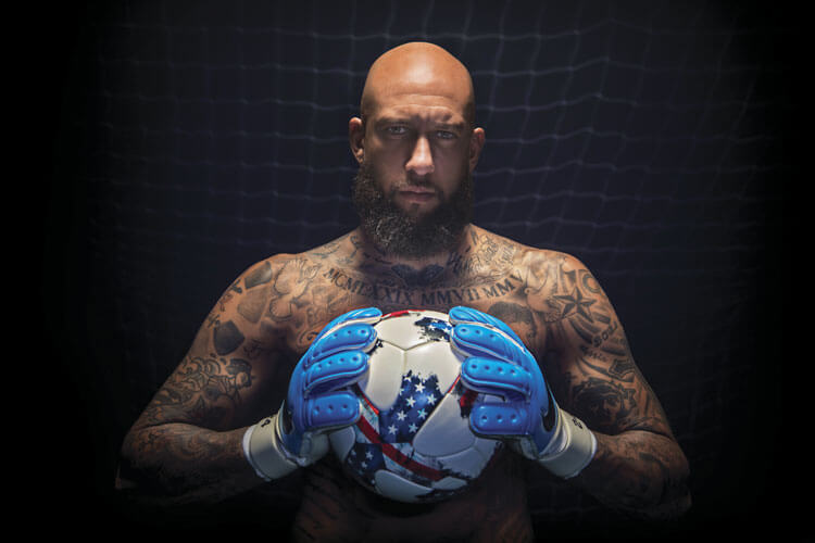 TAG Heuer Tim Howard