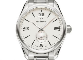 Eterna Lady Kontiki Quartz