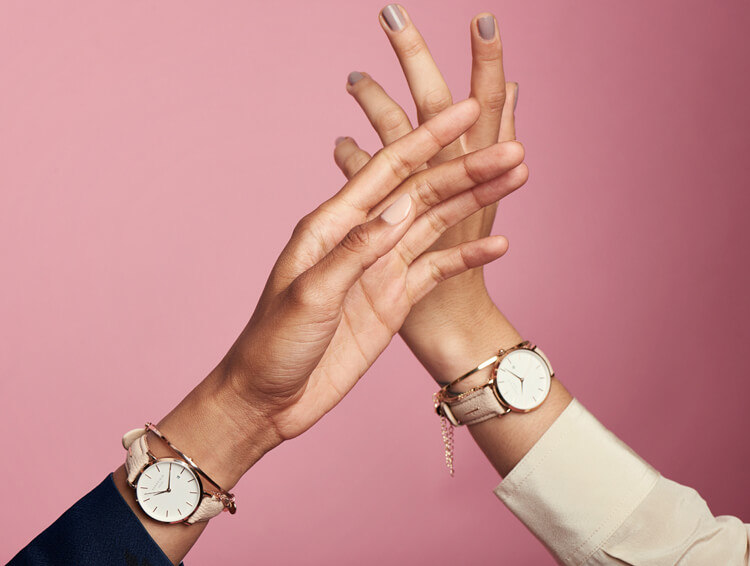 Relojes Rosefield The September Issue