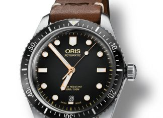 Oris Movember Edition