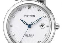 Citizen Super Titaniun Lady EW2500-88A
