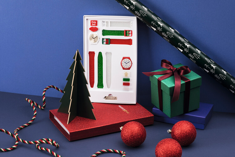 Set Swatch X You Holiday Collection