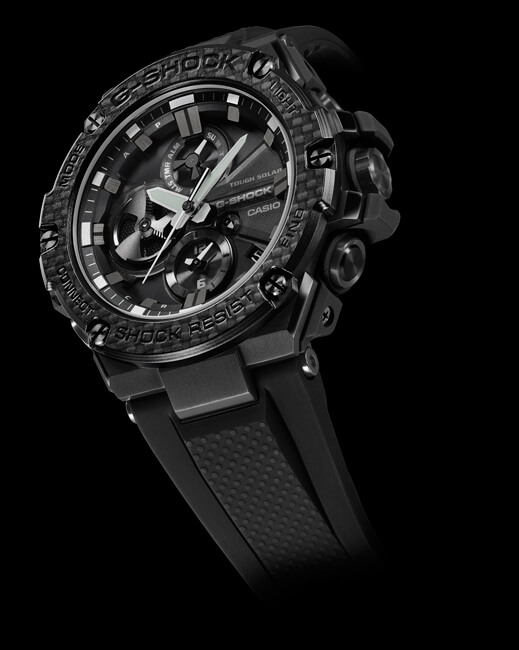 G-SHOCK con Connected Module B100X