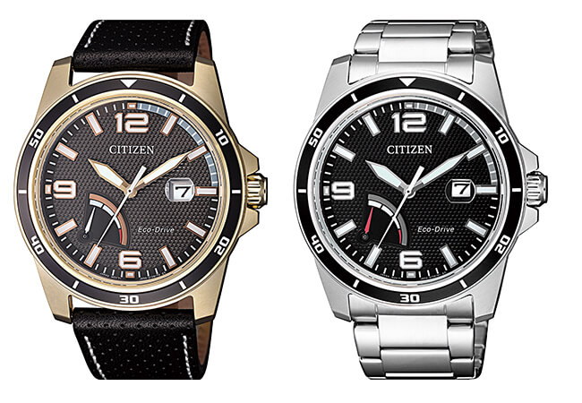 Citizen OF AW7037-82L, AW7033-16H y AW7035-88E