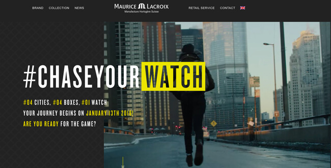 Maurice Lacroix #CHASEYOURWATCH