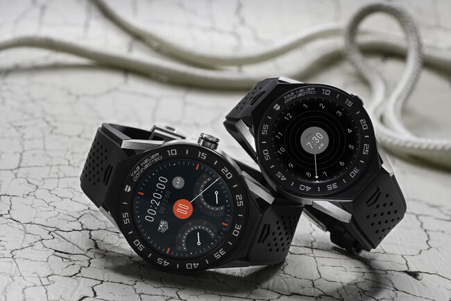 TAG Heuer Connected Modular 45 y 41