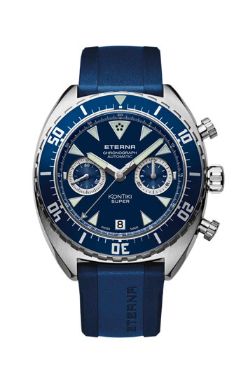 Eterna Super KonTiki Chronograph, referencia 7770.41.89.1395