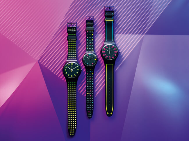The Swatch Vibe