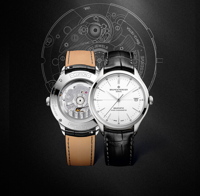 Baume & Mercier Clifton Baumatic™