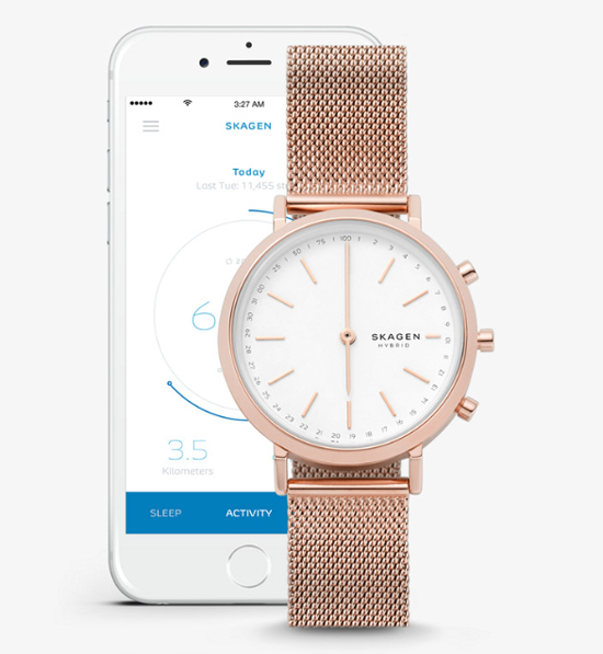 Skagen Mini Hald Rose Gold