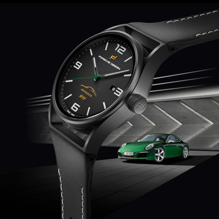 Porsche Design 191 One Millionth 911