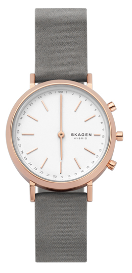 Wearable Skagen Mini Hald Grey Satin
