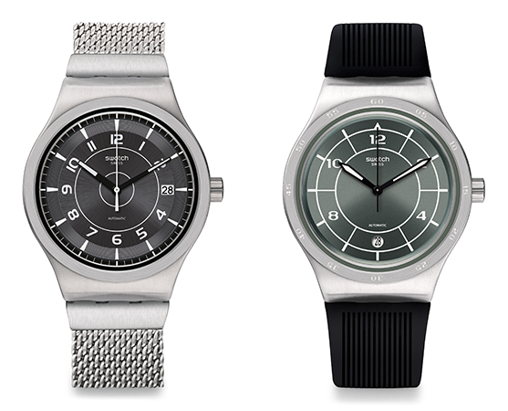 Swatch Sistem51 Meche y Rub