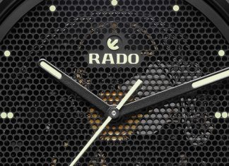 Rado True Phospho, premio Red Dot al Diseño 2018