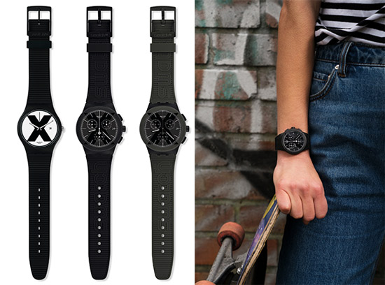 Reloj Swatch The X-Vibe