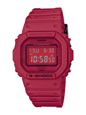 G-SHOCK Red-Out modelo DW-5635C