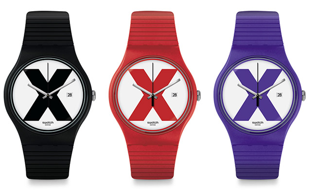 Relojes Swatch The X-Vibe