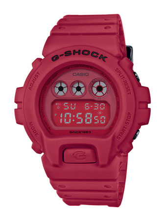 G-SHOCK Red-Out modelo DW-6935C