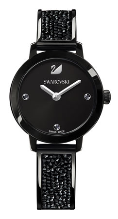 Swarovski Cosmic Rock de color negro