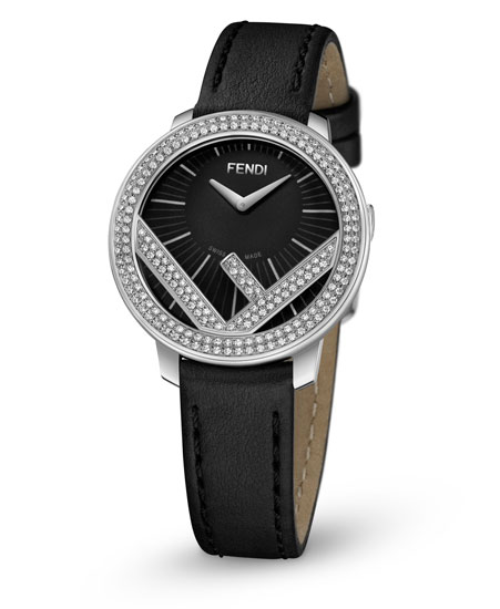 Relojes Fendi Run Away Diamonds F710021011B0